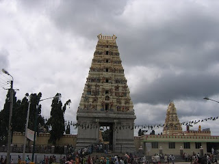 Related to Karnataka tourism: places to visit-information on distances