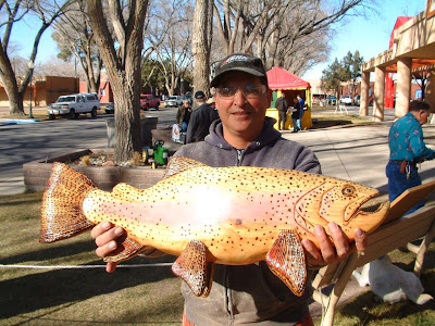 Outdoors nm annual hunting and fishing show brings for Hunting and fishing show
