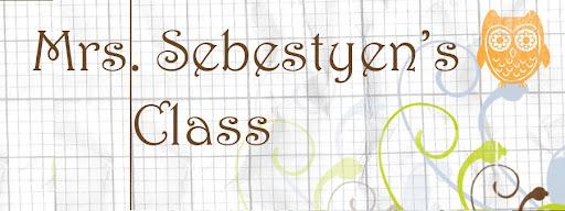 Mrs. Sebestyen Class