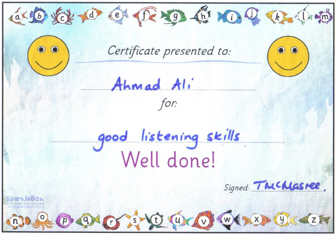 sharestock certificate