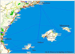 Situacion de Menorca