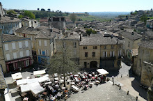 Saint-Émilion in the Sun