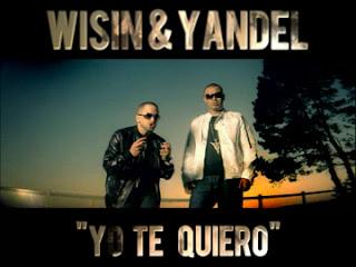 wisin y yandel los vaqueros su cancion yo te quiero: