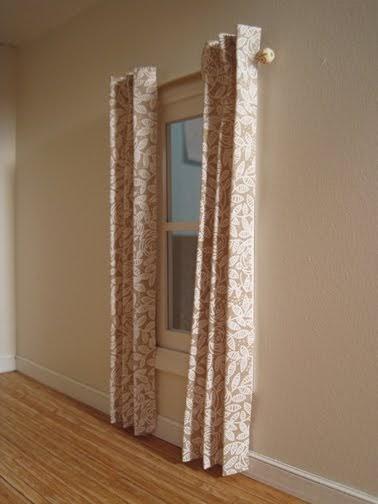 Dollhouse Curtains Hangin Hem Free Nature S Soul