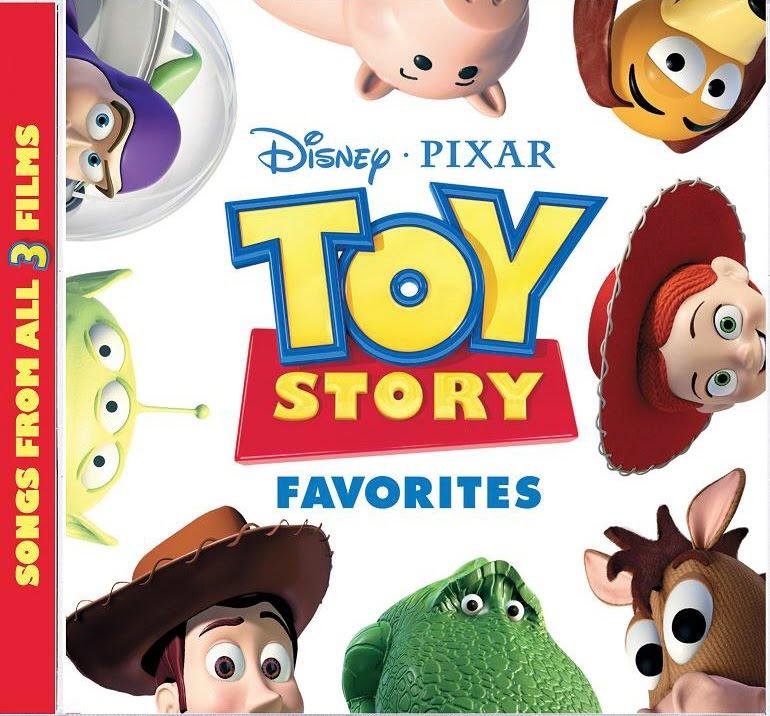 Cine informacion y mas toy story 3 walt disney records for Toy story 5 portada