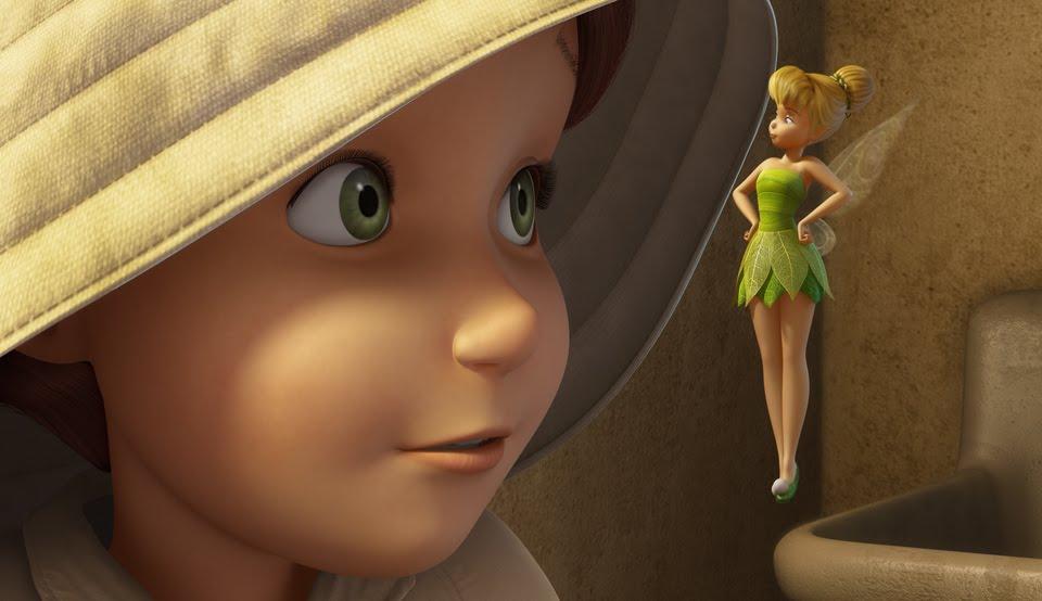 Cine Informacion y mas: Disney - Pelicula 'Tinker Bell Hadas al ...