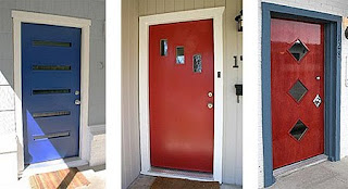 feng shui color puerta principal