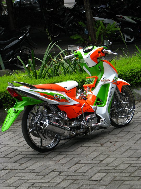 THE GREATEST MODIFY OF FUNKY 2010 ,,,thenks for OTO TREND,
