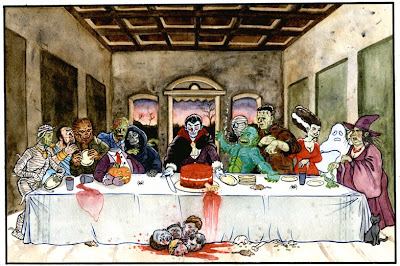 last supper dialing chinese