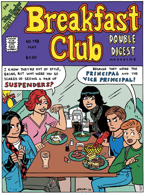 andrew clark the breakfast club essay The breakfast club essaysthe breakfast club begins with five there's the jock, wrestling star andrew clark richard vernon, and write an essay about who they.