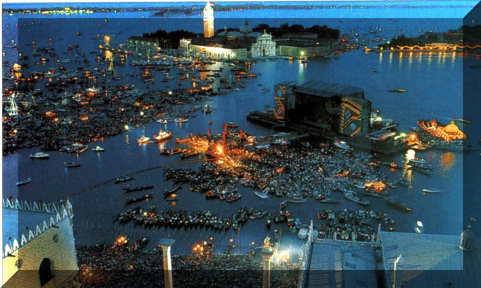 pink floyd - live in venice italy 1989 dvd