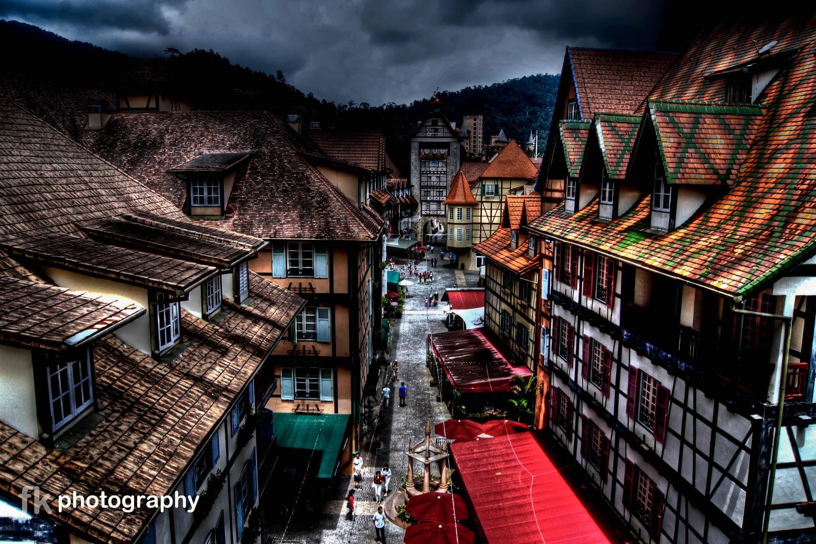 Bentong Malaysia  city images : Ditulis oleh Fairus Khafiz: Kembara Foto:The Colmar Tropicale, Bukit ...