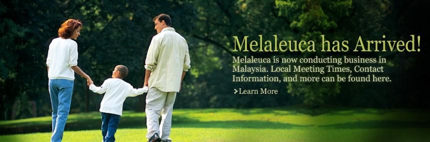 Melaleuca @ Malaysia