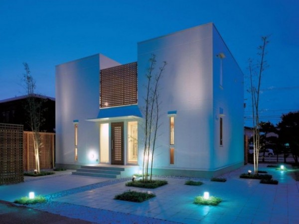 Architecture how to showcase your home with exterior lighting for Exterior home lighting design
