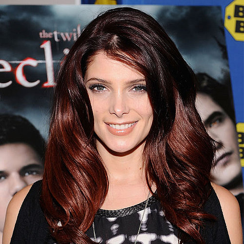 red hair highlights for dark brown hair. red hair highlights for dark
