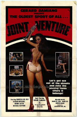 Erotic Olympics (AKA: Joint Venture) French Rip 1977