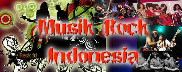 Musik Rock Indonesia