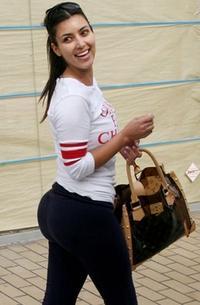 kim kardashian wants to insure her large butt ARx