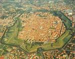 Lucca: veduta aerea