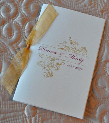 sample wedding programs sample wedding programs