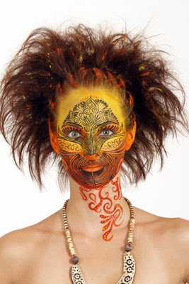 The World Festival Body Painting 2010