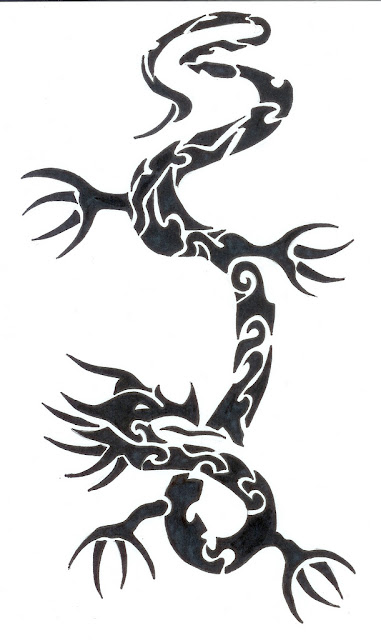 Dragon Tattoos ( 8 )