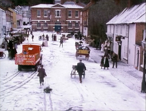 one christmas was so much like another in those years - Christmas In Wales