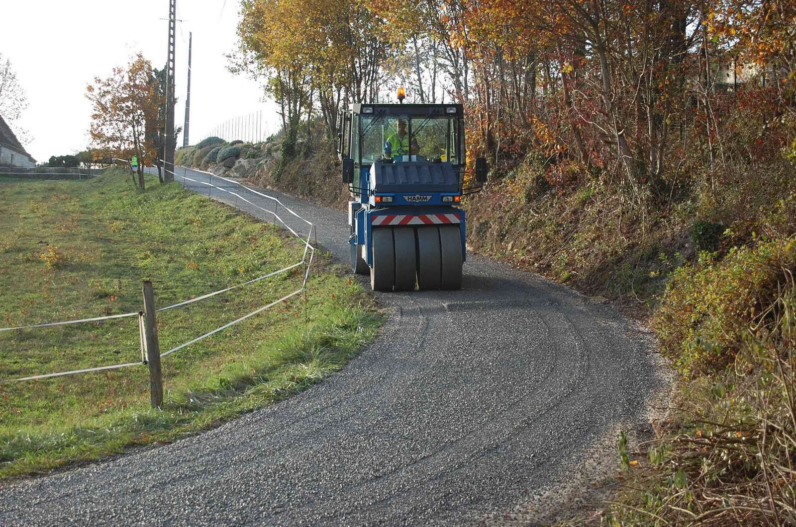 How to build a road 22