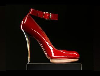 ayakkabC4B11 - Lanvin Bayan Ayakkab� Modelleri
