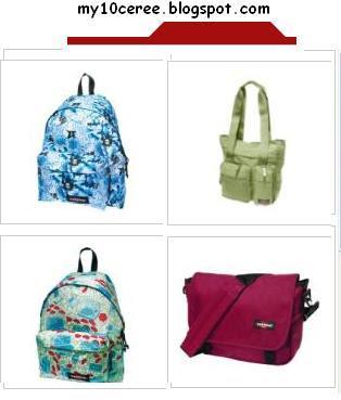 Eastpak okul çantaları kırmızı mavi renkli siyah bayan erkek