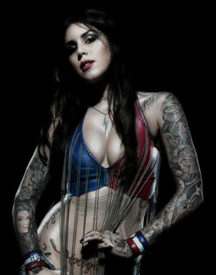 tatto nude pictures. Kat Von D all images and tattoo pictures. other posts