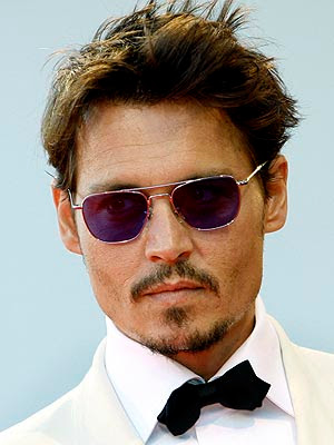 johnny depp earrings. Johnny Deep and Style