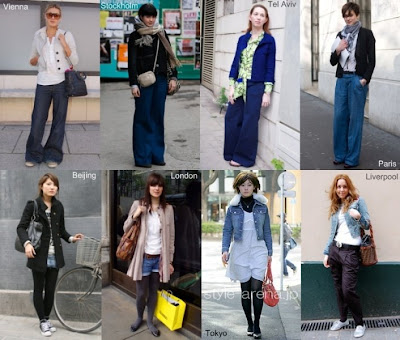denim trends - Kot ceketler,kot �ortlar,y�rt�k kotlar '09 !