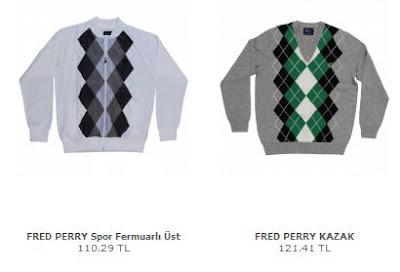 Fred Perry Erkek Giyim Modelleri ve Fiyatları