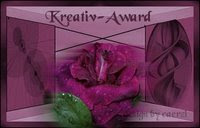 another award from lorriane at craftycoo