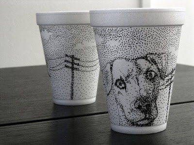 Coffee Cup Drawing