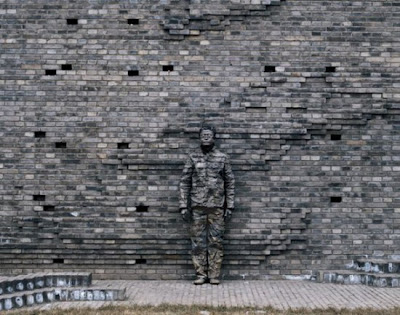 The invisible man aka Liu Bolin