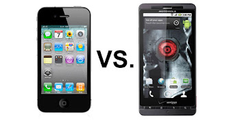 iPhone vs Droid?