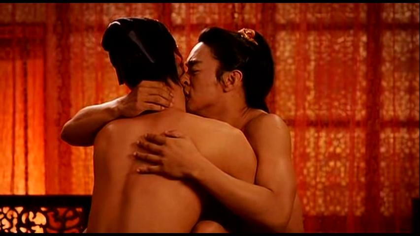 Barbie hsu kissing naked — photo 3