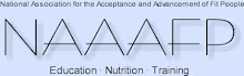 The National Association for the Acceptance and Advancement of Fit People