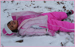 Pink Snow Angels