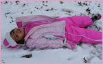 Pink Snow Angels
