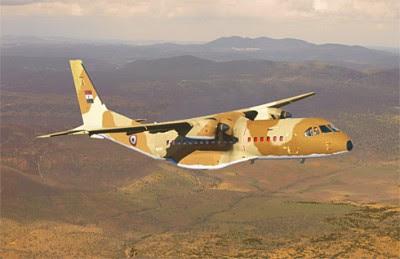 مصر تطلب ست طائرات عسكرية من طراز (ايرباص سي 295) منذ 54 دقيقة C295_Egypt-400x259