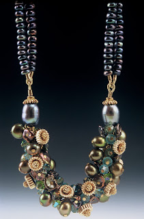 The arts by karena beth cosner designs jewelry giveaway for Jewelry arts prairie village