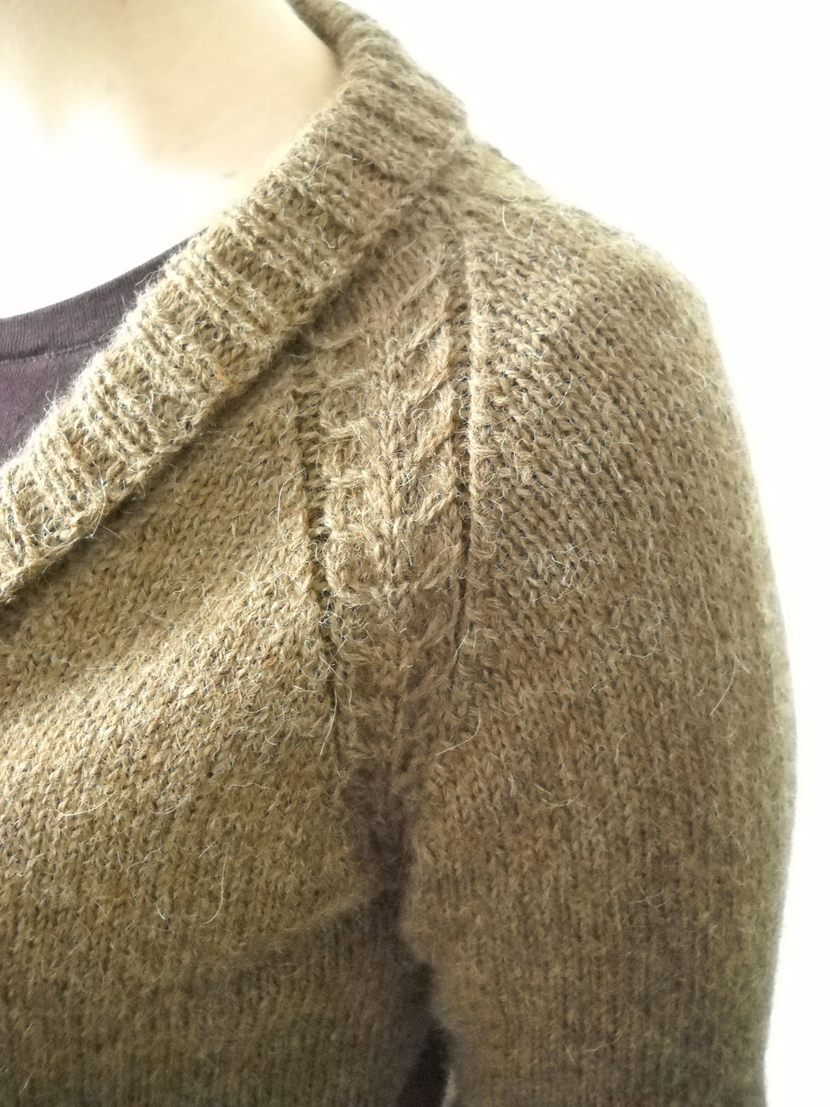 Knitting Joining Raglan Seams : Tinks and frogs just what i wanted