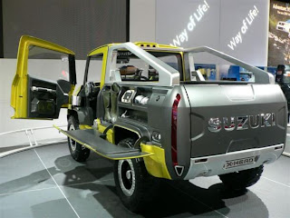 Tokyo Auto Show Suzuki X-Head Concept