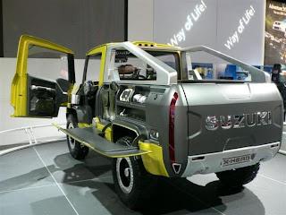 Suzuki X-Head Concept Car at the Tokyo Auto Show
