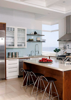 Modern Design Decorating Kitchens Ideas