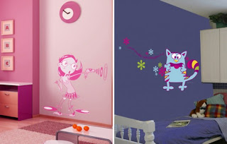 Modern Style Child Room Decoration Ideas