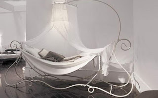 interior design dreams: Elegant and Style Canopy Bed Design